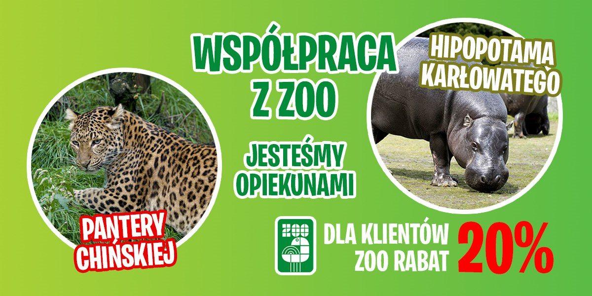 Współpraca z ZOO Park Wola Kraków